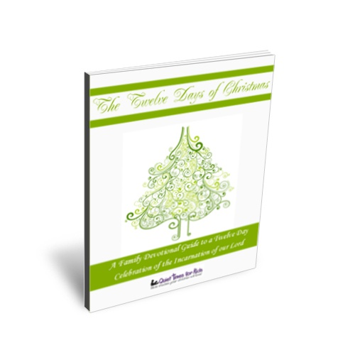 our twelve days of christmas study is both a family devotional and celebration guide as well as an individual childrens bible study